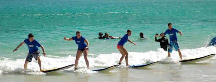 Macao Surf Camp Punta Cana